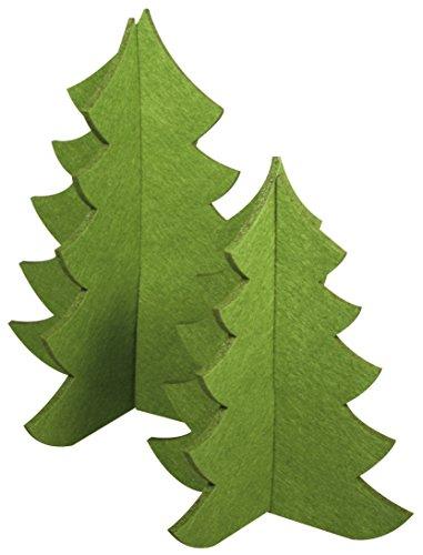 rayher-felt-christmas-tree-set-of-2-sizes-15-x-18-x-04-cm-20-x-24-x-04-cm-pack-of-4-avocado
