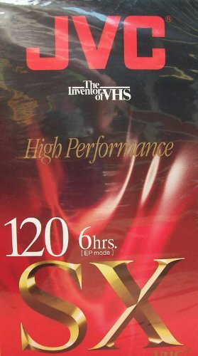 jvc-high-performance-120-sx-6-hours-ep-mode-recordable-vhs-tape
