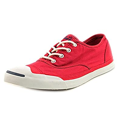 CONVERSE Men's Jack Purcell CVO LP (Jester Red 4.0 M)