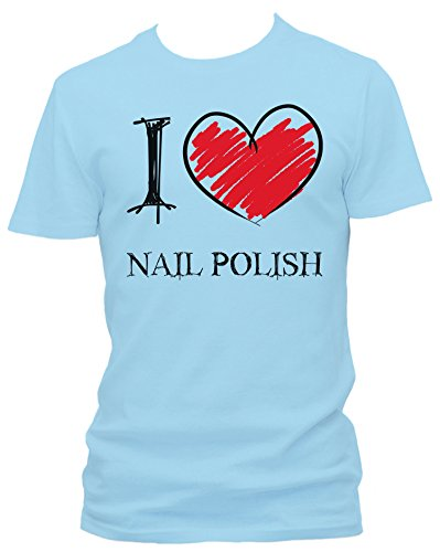 i-love-t-shirt-hellblau-xl-de-vernis-a-ongles-fun-hommes