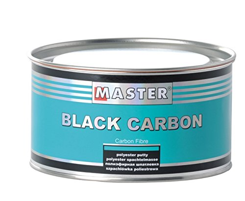 master troton black carbon fibre polyester mastic avec. Black Bedroom Furniture Sets. Home Design Ideas