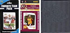 NFL Washington Redskins Licensed 2010 Score Team Set and Favorite Player Trading Card... by C&I Collectables