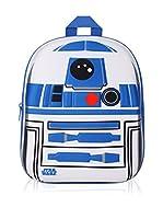 Star Wars Mochila R2D2 (Blanco / Azul)