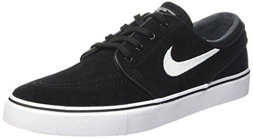 Nike SB Zoom Stefan Janoski (Black/White) Mens Skate Shoes-12 (Stefan Janoski Nike Shoes compare prices)
