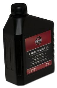 Briggs and Stratton Genuine 100006 1.4L E-Engine Oil SAE 30
