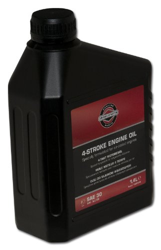 Briggs and Stratton Genuine 100006 1.4L E-Engine Oil SAE 30