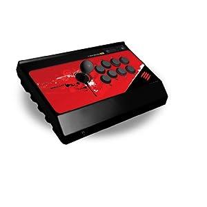 Mad Catz Arcade FightStick PRO (PlayStation3) (MC3-FS-MC-PRO) (マッドキャッツ所属プロゲーマー「ウメハラ」、「ときど」、「マゴ」使用モデル)