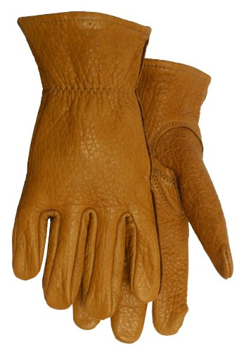 American Made Buffalo Leather Work Gloves , 650, Size: Extra Large ( XL ) (Made In Usa Leather Gloves compare prices)