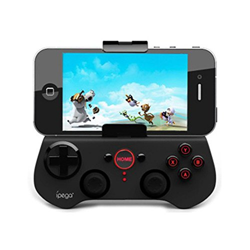 Fosfun Dgf-7 Ipega Universal Wireless Bluetooth 3.0 Game Controller Gamepad Joypad For Apple Ios Iphone 5/ 4/ 4S, Ipad 4/ 3/ 2, Android Phone :Htc One X ,Samsung Galaxy S3/ 2/ Note 2/ N7100/ N8000/ Tablet Pc