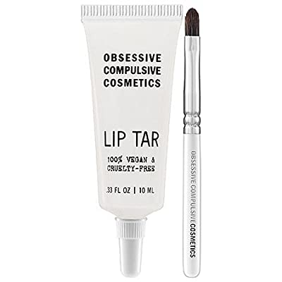 Obsessive Compulsive Cosmetics Lip Tar - Matte Feathered 0.33 oz