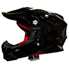 Nikko Helmets N42 Black BMX Bike Mountain helmet - Small