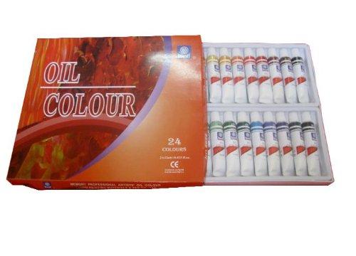 memory-coffret-peinture-a-lhuile-pour-artistes-professionnels-24-couleurs-en-tubes-aluminium-de-12-m