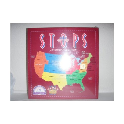 STOPS American Edition (States, Territories, Or Provinces) - 1
