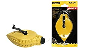 CRL Stanley 100' Chalk Line by CR Laurence