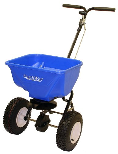 Purchase Earthway 2130 Commercial High-Output Snow & Ice Melt Spreader With 65-Pound Capacity And Pn...