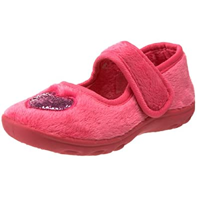 Ragg Kids Sweetie ll Mary-Jane Slipper Toddler//Little Kid