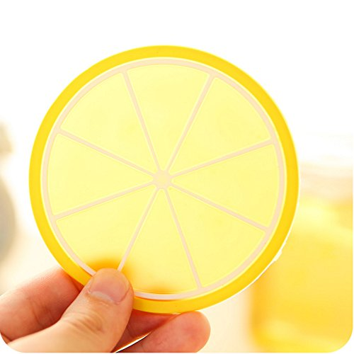 ieasycan-6pcs-home-table-fruit-design-cup-mat-creative-decor-coffee-silicone-drink-placemats-for-tab