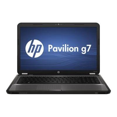 "HP Pavilion g7-1260us 17.3"" Notebook (2.2GHz Intel Core i3-2330M Processor, 4 GB RAM, 640 GB Hard Drive, SuperMulti DVD burner, Windows 7 Home Premium 64-bit)"