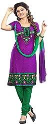 MINU Women's Unstitched Dress Material (Smart Style_1010)