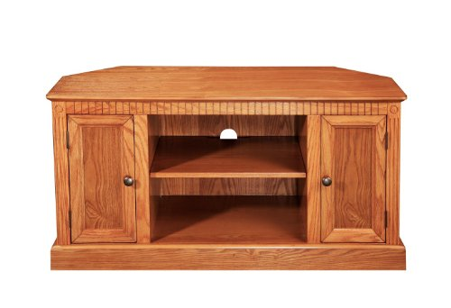 Simple Connect 90021 42-Inch Corner Tv Stand,