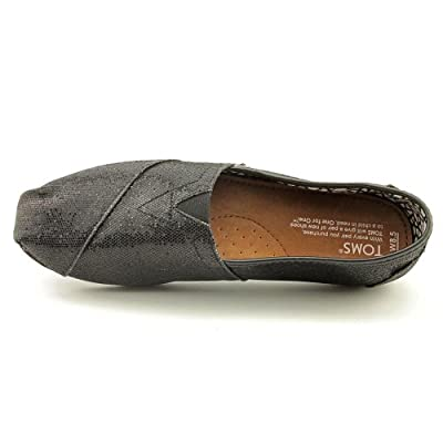 TOMS Women's TOMS GLITTER CLASSICS CASUAL SHOES