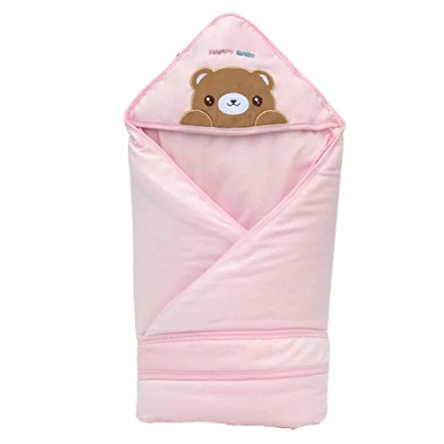 Sealive Adjustable Newborn Sleeping Bags Swaddling Blankets Infant Baby Sleepwear Robes,1 Pack With Three Color For 0-36 Month Infant Baby