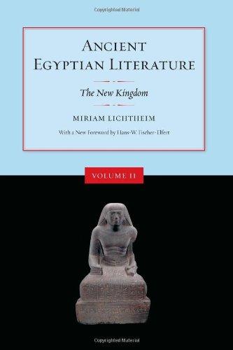 Ancient Egyptian Literature: New Kingdom v. 2