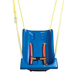 Full Support Swing Seat With Pommel, Small (Child) by Fabrication