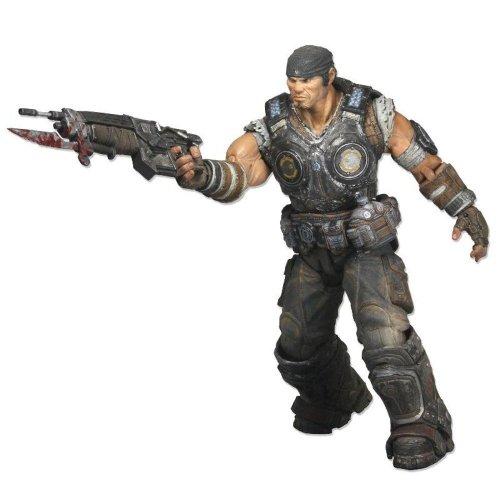 Gears Of War Marcus Fenix Action Figure 4 Inch - 1