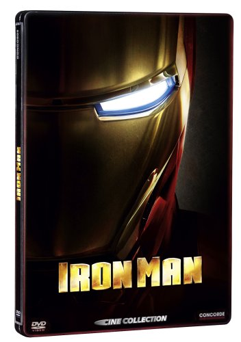Iron Man (Steelbook) [Limited Edition] [2 DVDs]
