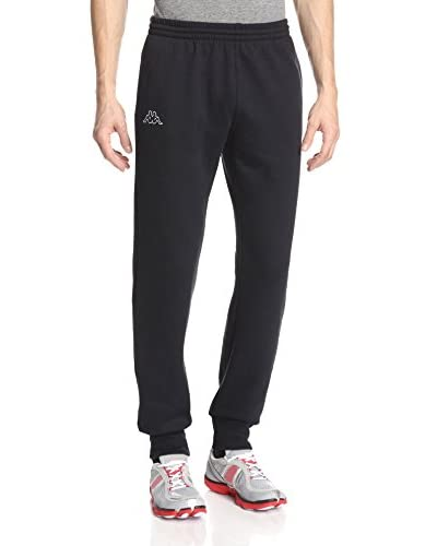 Kappa Men's Vesame Sport Fleece Pant