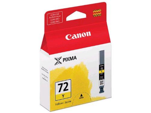 Canon PGI-72 Y Yellow Ink Tank