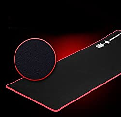 COOLER MASTER CM Storm Long Mouse Pad (Red Overlock Version) 755mm x 300mm x 5mm