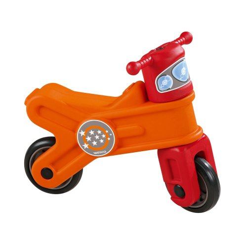 Wesco Motorcycle Wheeled Toy