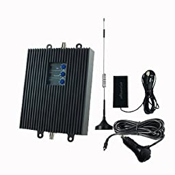 SureCall Flex2Go 3G Vehicle Mobile Cell Phone Signal Booster | SC-DualM-50-KIT