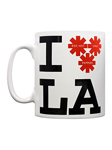 Tasse Red Hot Chili Peppers - I love LA [Edizione: Germania]