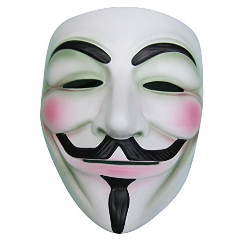 V for Vendetta Guy Fawkes Mask
