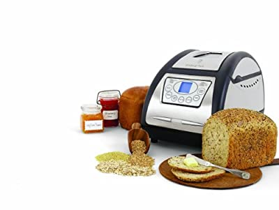 Wolfgang Puck Electronic Programmable Bread Maker by Wolfgang Puck