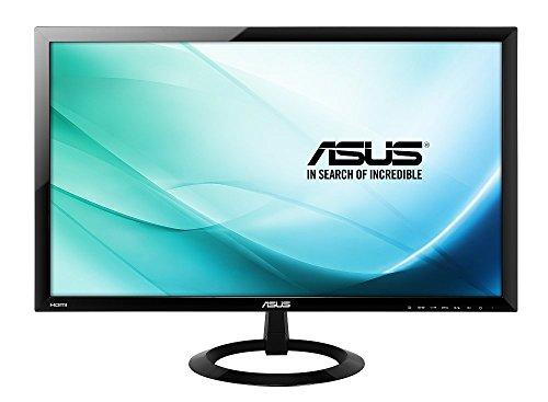【Amazon.co.jp限定】ASUS ゲーミングモニター 24型フルHD液晶ディスプレイ ( 応答速度1ms / 1,920x1,080 / HDMI×2,D-sub / スピーカー内蔵 / ノングレア / 3年保証 ) VX248H