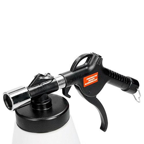 ECD Germany® ECD Brake Bleeder Kit Brake Fluid Bleeder with Adaptors And Hoses