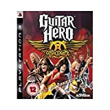 echange, troc Guitar Hero: Aerosmith - Game Only (PS3) [import anglais]