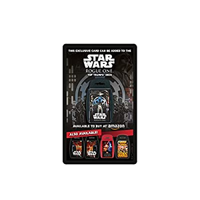 Star Wars Rogue One Top Trumps Exclusive Booster Pack by Top Trumps USA