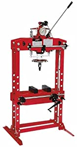 JET HP-15A 15 Ton Hydraulic Press