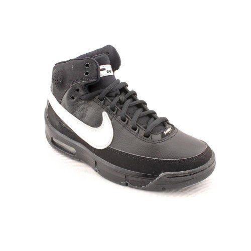 Nike Vis Air Sweet TB Basketball Shoes Black Youth Boys