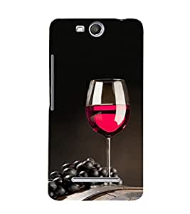 EPICCASE the toast Mobile Back Case Cover For Micromax Canvas Juice 3 Q392 (Designer Case)