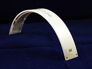Replacement White Top Headband fr beats by dr dre Studio Headphones repair/parts
