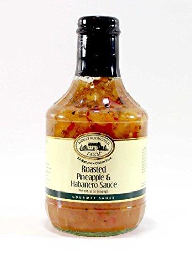 Robert Rothschild Farm Roasted Pineapple and Habanero Sauce (Pineapple Habanero Sauce compare prices)