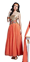 sitaram creation long gown.