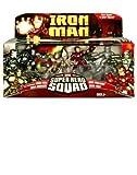 "Marvel Super Hero Squad 3"" Figures 1st Appearance Iron Man, Iron Monger, War ..."