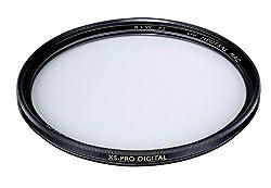 B+W XS-Pro 66-1058455 Digital 58mm 010M UV Haze Filter (Black)